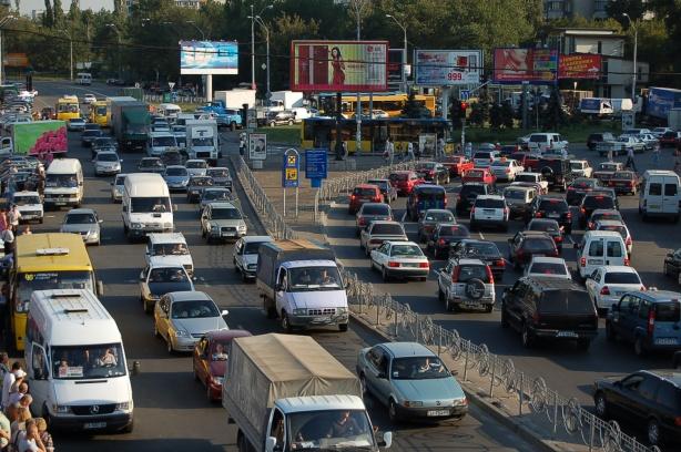 Kyiv_traffic_jam