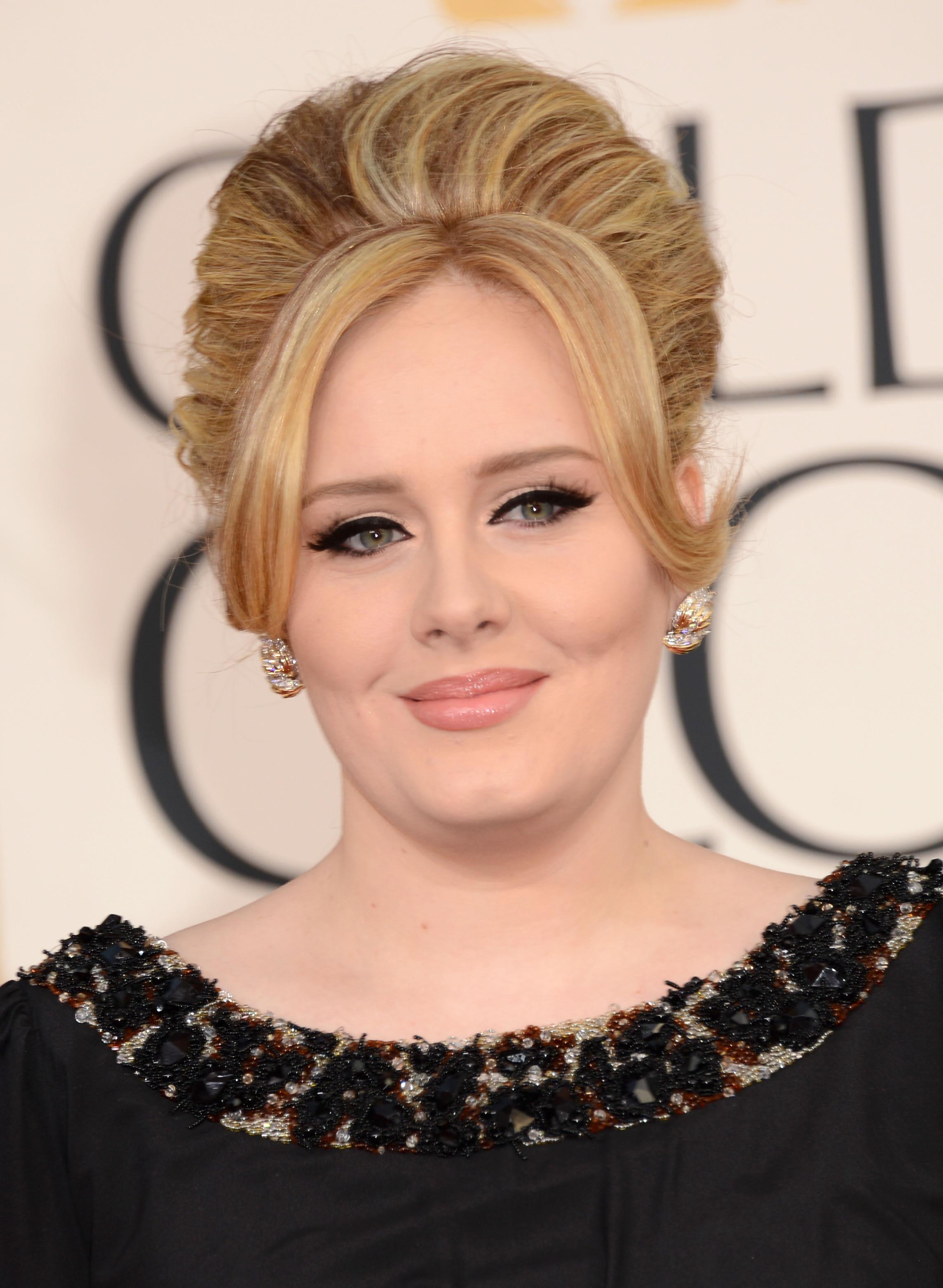 Adele Nude Photos 24