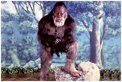 Sasquatch Wild Man Of The Woods Elder Brother Bigfoot Yeti