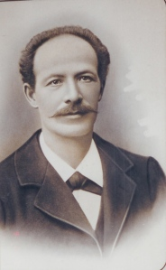 Georg Albert Bruetsch, about 1900.