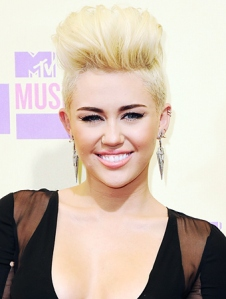 miley cyrus ugly hair