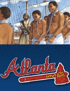 atlanta slaves logo