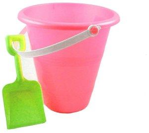 shovel and pail