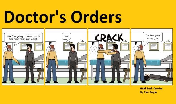 34 - Doctor's Orders
